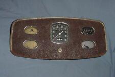 Buick Vintage Dash Panel Speedometer Oil Gauge Cluster 1932 1933 Rat Rod