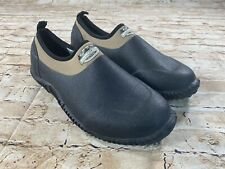 Lewis & Clark Waterproof Shoes Muck Mud Gardening Slip On Moc F0740S Women's 10