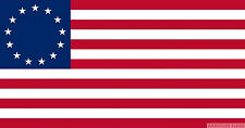 BETSY ROSS USA 5X3 FEET FLAG Polyester fabric UNITED STATES OF AMERICA U.S.A.