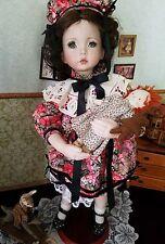 Artist modern doll Dianne Effner repro Miriam Moriarty porcelain poseable