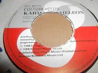 "CULTURE CLUB "" KARMA CHAMELEON "" 7"" SINGLE VG+ 1983 VS 612"
