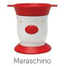 Velata Maraschino Pedestal Fondue Warmer Complete with Essentials Valentines