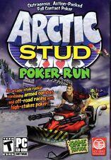 Arctic Stud Poker Run (PC-CD, 2007) for Windows 2000/XP/Vista - NEW in BOX