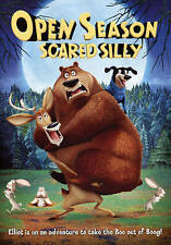 Open Season: Scared Silly (DVD, 2016 ) FREE SHIPPING!!