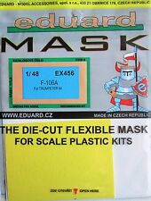 Eduard 1/48 EX456 Canopy Mask for the Trumpeter F-106 Delta Dart kit