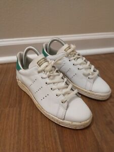 Vintage Made In France Adidas Stan Smith / Lady Smith - Size 7.5M/8.5W