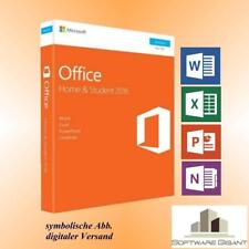 Microsoft Office 2016 Home and Student Lizenzschlüssel MS Office H&S 2016 Key