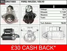 VOLVO C30 1.6 Starter Motor 06 to 12 B4164S3 Remy Genuine Quality Replacement