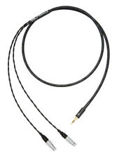 """Corpse Cable GraveDigger for Focal Utopia Headphones - 1/8"""" Stereo Plug - 4ft."""