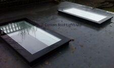 Rooflight Skylight flat Glass Rooflight Roof lantern 20 Year warranty 600x900