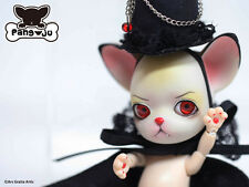 Pang-ju Black Russian-pang Groove mini ball jointed doll vampire BJD in USA