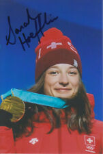Sarah Höfflin (sui, Ski-Freestyle, Olympia-oro 2018), foto