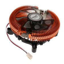 Computer CPU Cooling Fans LED Cooler Fan Case Quiet Heatsink 100x100mm