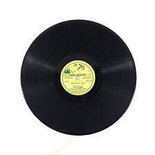 78 Vinyl Novelty Record Philip S. Olt Mallard / Puddler Duck Calls 1951