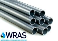 "PVC Pressure Pipe Solvent Weld 2 x 1.2m Imperial sizes: 1/2""-3"""
