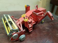 Corgi Massey Ferguson No 1111 Metal Model. 780 Combine Harvester