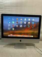 "Apple iMac  21.5"" 2010 INTEL core i3  3.06GHz 8GB RAM 500GB HDD"