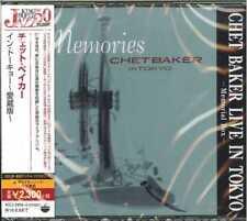 Chet Baker Live in Tokyo by Chet Baker (CD, Dec-2015)