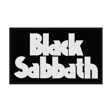 M011 PATCH ECUSSON BLACK SABBATH 6,5*10 CM