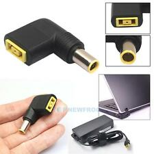 Female to 7.9 x 5.5mm Male DC Power Plug Connector Adapter for Lenovo Laptop New
