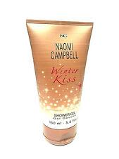 NAOMI CAMPBELL Winter Kiss 6 x 150ml SHOWER GEL
