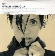 NATALIE IMBRUGLIA: TORN  - CD (1997) 3 TRACKS / SOMETIMES, FRIGHTENED CHILD
