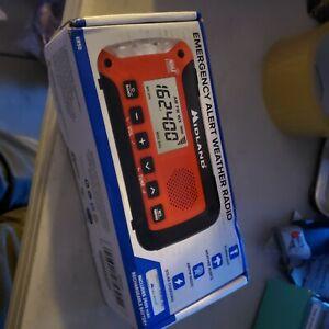 Midland Model ER50 Emergency Alert Weather Radio And Flashlight