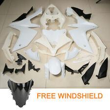 Unpainted Fairing Body Work Kit Windshield Fit Yamaha YZF R1 YZF-R1 2007-2008 07