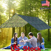 Hammock Camping Outdoor Sport Awning Multi-function Tarp Tent Shelter Waterproof