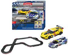 Carrera Digital Power Speeders Corvette C7 Ferrari Slot Car Race Set 1/32 30182