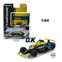 GREENLIGHT 10844 2019 #26 Zach Veach - Gainbridge Diecast Indy Car 1:64