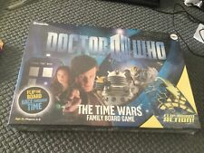 BBC Doctor Who The Time Wars Family Board Game by Imagination NEW & SEALED