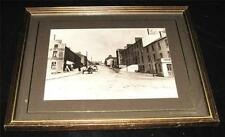 PHOTO - Ireland 1890- Bundoran - Donegal - Framed & Matted - Lawrence Collection
