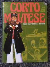 HUGO PRATT  ** CORTO MALTESE. VAUDOU POUR MONSIEUR LE PRÉSIDENT  **  EO 1974