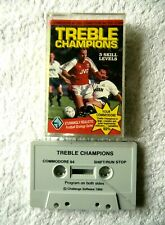 32189 Treble Champions - Commodore 64 (1989)