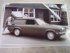 1971 CHEVROLET VEGA SEDAN DELIVERY  PANEL TRUCK   11 X 17  PHOTO /  PICTURE