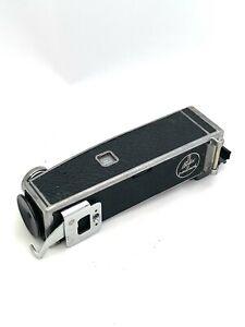 ✅ Paillard Bolex H16 Octameter Viewfinder For 16mm Movie Camera 8 Focal Lengths