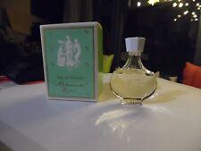 "Ancienne  miniature ""amphore"" Mademoiselle Ricci de Nina Ricci"