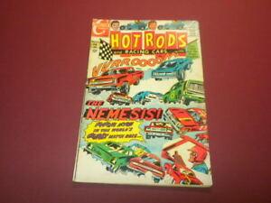 HOT RODS AND RACING CARS #103 Charlton Comics 1970 sports