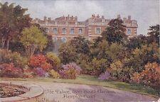 Artist Drawn, South Gardens, Hampton Court Palace, Nr TEDDINGTON, Middlesex