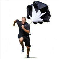 "Speed Resistance Training Aids Parachute Running Football Exercising 56"" New"
