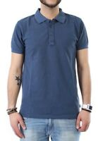 Modèle Shine Haut Polo Homme 2-45346 Bleu Foncé