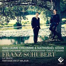 Guillaume Chilemme - Quintet The Trout, Fantasie in Ut Majeur [CD]