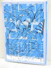 KILL LA KILL Animation Gengashu 2 Desgin Works Model Sheet Art Book *