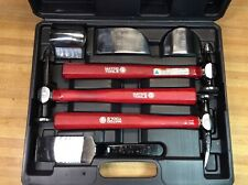 Matco Body & Fender 7 Piece Tool Set Hammer & Dolly Auto body Collision Repair