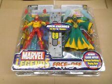 2006 ToyBiz Marvel Legends Iron Man vs The Mandarin Face-Off Arch-Enemies