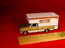 GL '68 CHEVY C-10 CHEYENNE & CAMPER RUBBER TIRE RARE LIMITED EDITION!