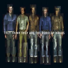 The Robocop Kraus They Think They Are new sealed CD 2009 Epitaph