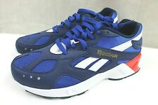 New Reebok athletic shoes mens size 10 leather & fabric upper GREAT CONDITION