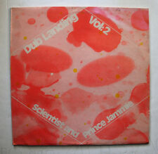 SCIENTIST & PRINCE JAMMIE Dub Landing Vol:2 LP Starlight SLDLP 903 UK NM Rare!